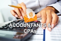 2021 fresh updated USA Accountants & CPAs 19 000 email database