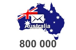 2020 fresh updated Australia 800 000 business email database