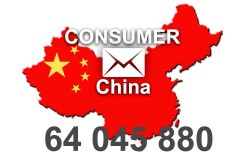 2020 fresh updated China 64 045 880 Consumer email database