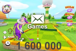 2020 fresh updated Games 1 600 000 email database