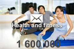 2021 fresh updated health & fitness 1 600 000 email database