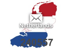 2020 fresh updated Netherlands 240 557 business email database