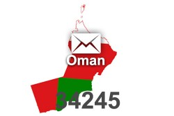 2021 fresh updated Oman 34 245 business email database
