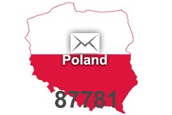 2021 fresh updated Poland 87 781 business email database