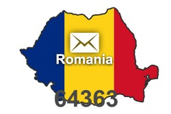 2021 fresh updated Romania 64 363 business email database