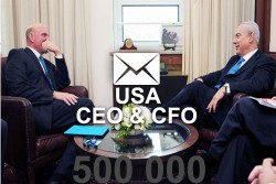 2021 fresh updated USA CEO & CFO 500 000 email database