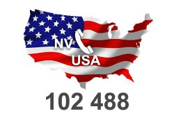 2020 fresh updated USA Nevada 91 620 email database