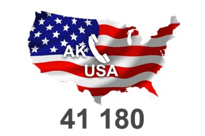 2021 fresh updated USA Alaska 41 180 Business database