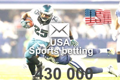 2020 fresh updated sports betting extra 430 000 email database