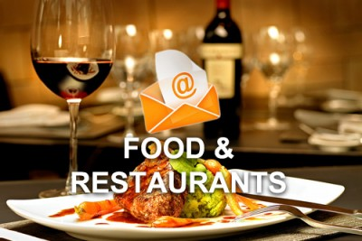 2019 fresh updated USA Food & Restaurants 27 758 email database