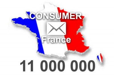 2021 fresh updated France 11 000 000 Consumer email database