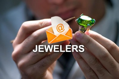 2021 fresh updated USA Jewelers 6 462 email database