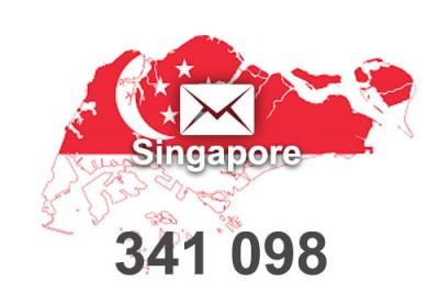 2020 fresh updated Singapore 341 098 business email database