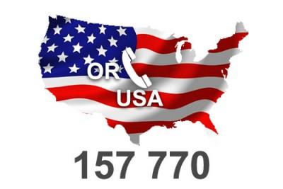 2020 fresh updated USA Oregon 157 770 Business database