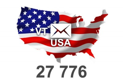2020 fresh updated USA Vermont 27 776 email database